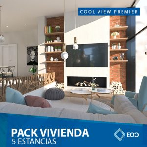 PACK VIVIENDA 5 ESTANCIAS